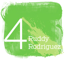Ruddy Rodriguez section